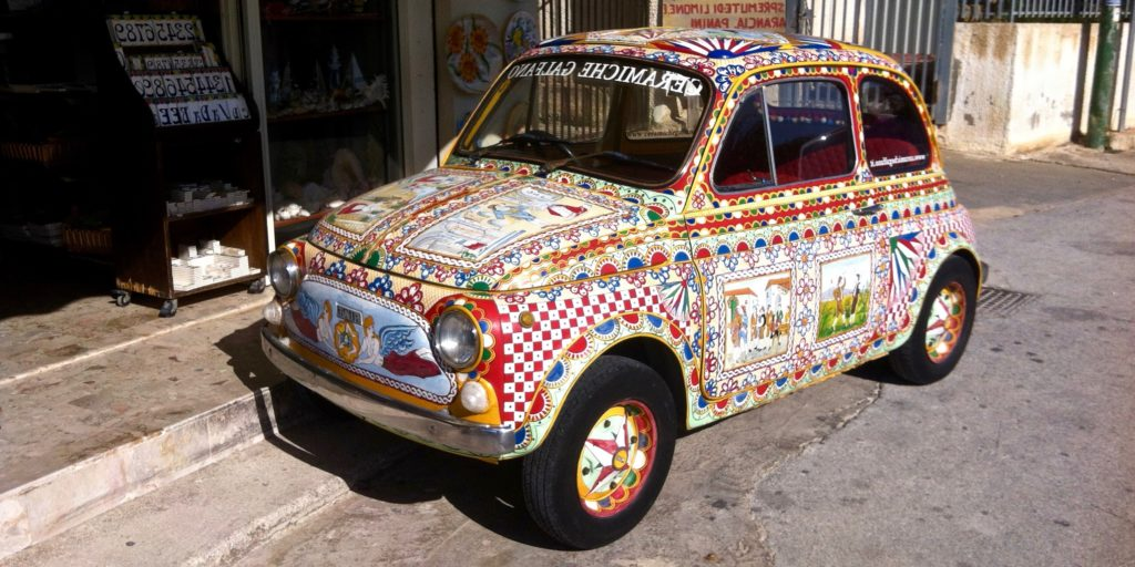 Driver Guide Palermo Sicily