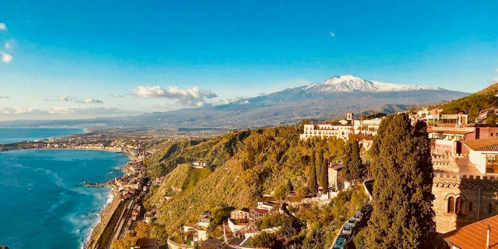 from Taormina